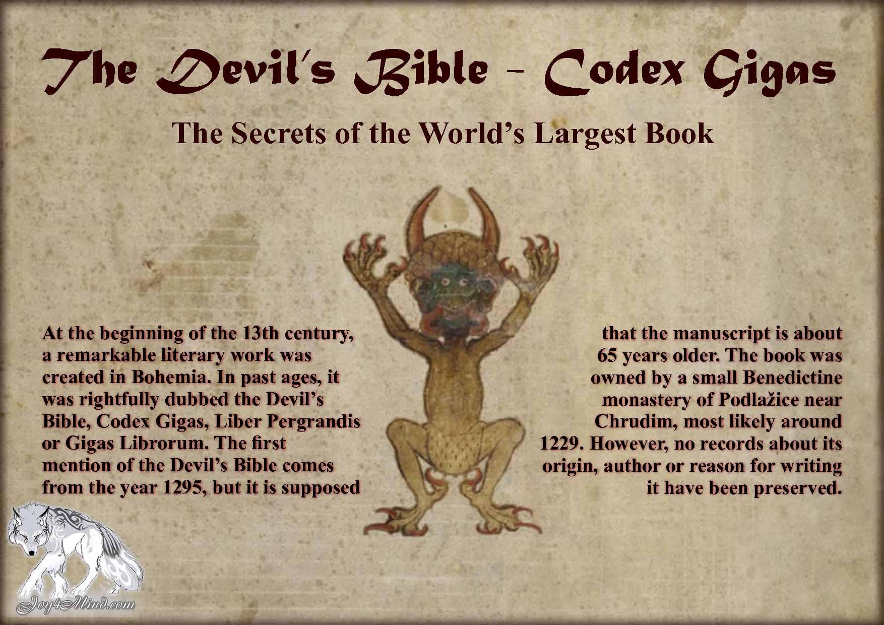 Библия дьявола скачать книгу торрент