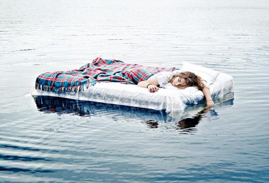 Во сне переплыть реку на другой берег