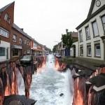 Вулканическая лава в Германии-1