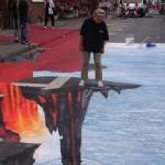 Вулканическая лава в Германии-2