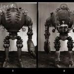 робот-киборг СССР - 1