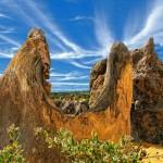Пустыня Пиннаклс6