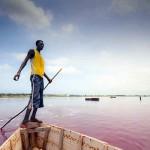 Розовое озеро Ретба3
