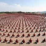 Бойцы Кунг-фу, Китай