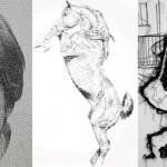 Картины из гвоздей и ниток