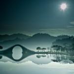 Лунный мост в Тайпее