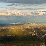 Чикаго вдали