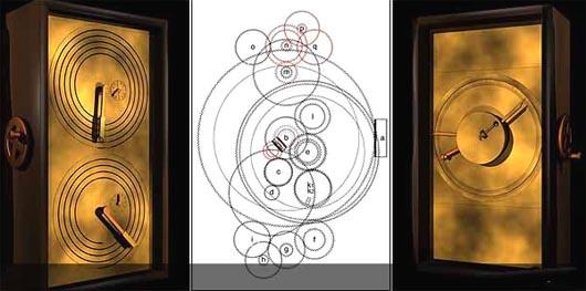 Антикитерский механизм, Механизм Антикиферы, первый в мире копьютер