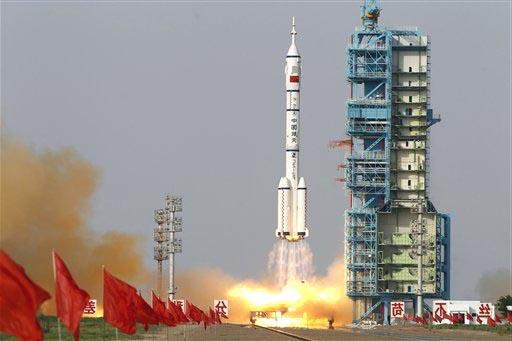 Китай. Космические планы на 2013 год