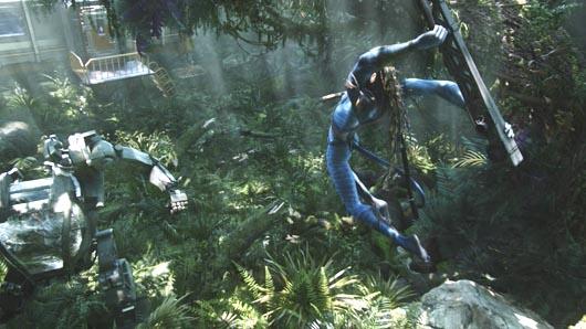 Экзоскелет из фильма Avatar