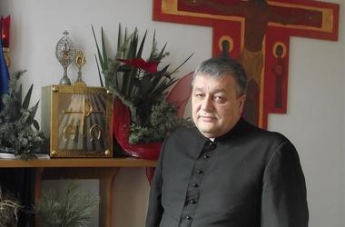 экзорцист, священник отец Ян Белецкий