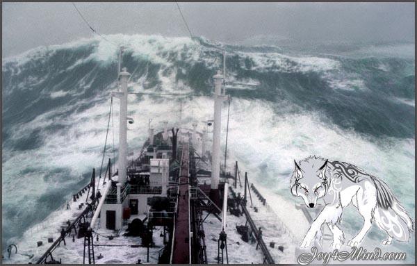 Блуждающие волны, волны-убийцы