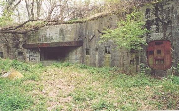 Дорога в ад. Лагерь Дождевого червя Regenwurmlager