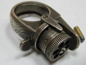 Кольцо, способное стрелять