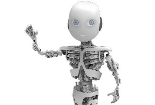 Roboy. Гуманоид из Швейцарии. Робот