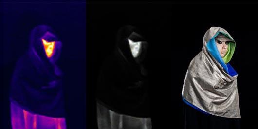 StealthWear - одежда против сканеров и дронов