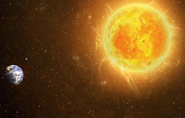 Конец света неизбежен. Солнце поглотит Землю