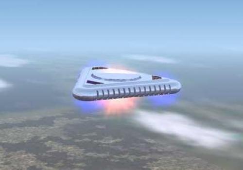 TR-3B-Астра TR-3B-Astra - НЛО США