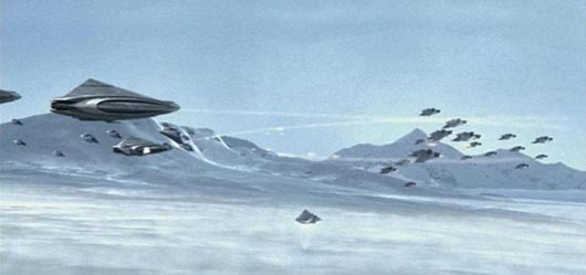 Секретная война США с НЛО в Антарктиде