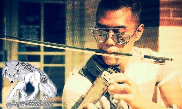 Брайсон Андрес (Bryson Andres), скрипач