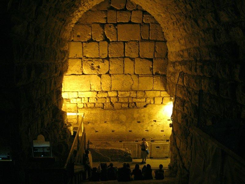 Мегалиты Храмовой горы в Иерусалиме