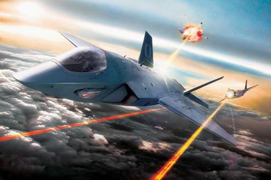 DARPA, HELLADS, лазеры для самолетов США