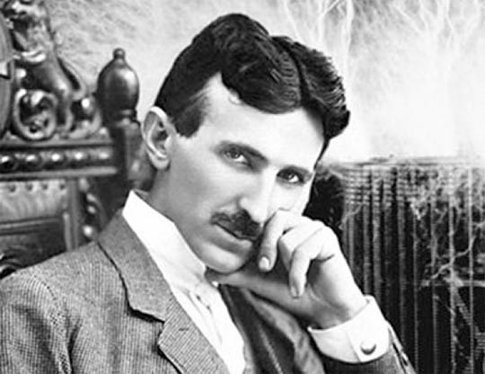 наука, Никола Тесла