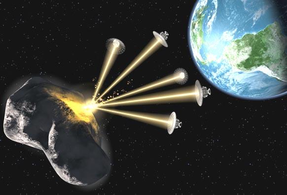 AIAD, проекты по спасению Земли от астероидов