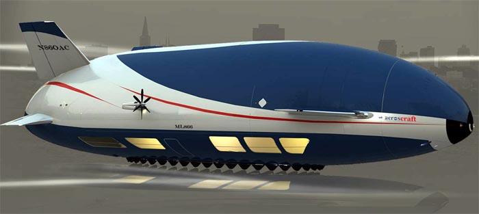 Aerocraft аэростат компании Aeros