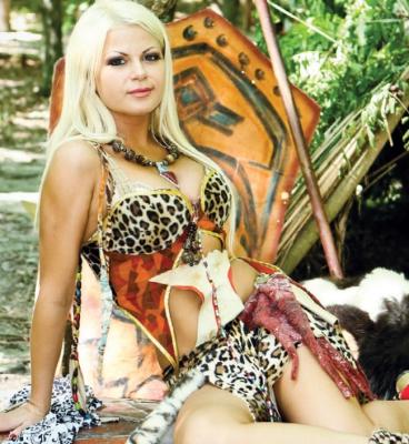 Украинская амазонка