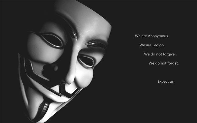 Anonymous. Начало Глобальной Кибервойны