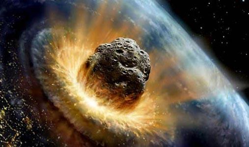 Астероид 2012 DA1, февраль 2013 года
