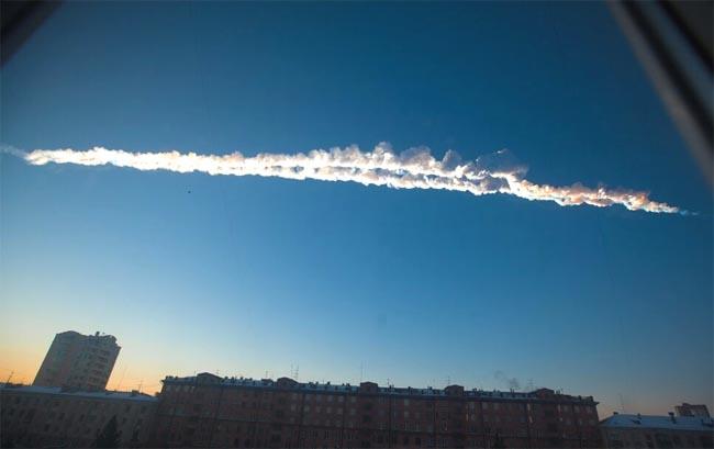 Челябинская область, метеорит 15 февраля 2013 года