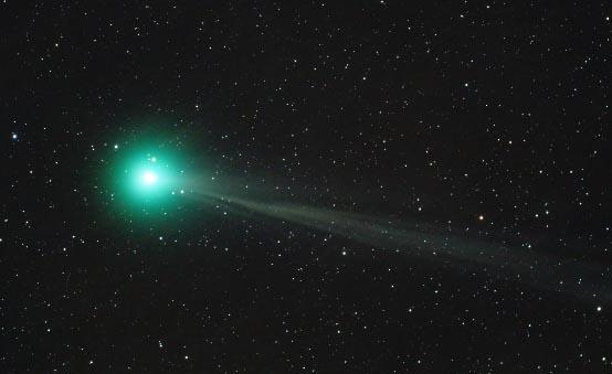 комета Леммон, Lemmon Comet, 2013 года