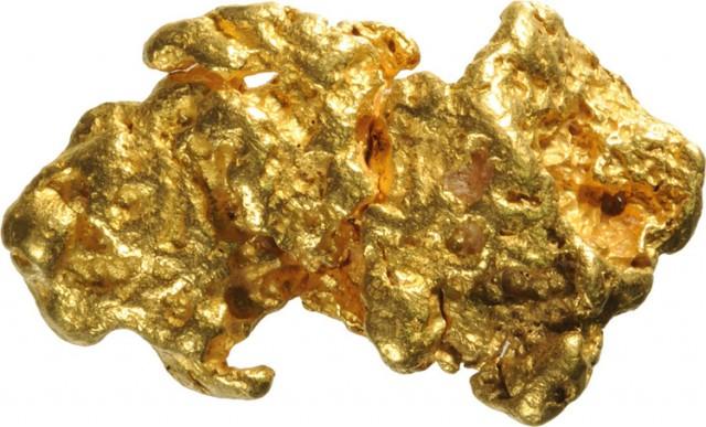 Золотые самородки в океане