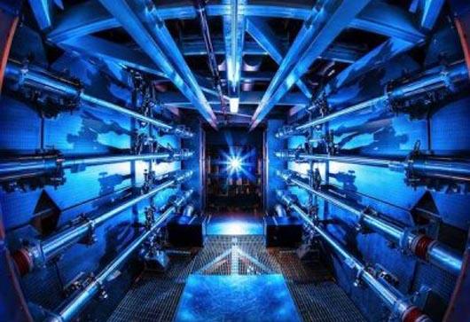 Самая большая лазерная установка в мире. Россия