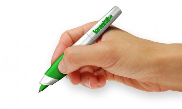 Умная ручка, орфография