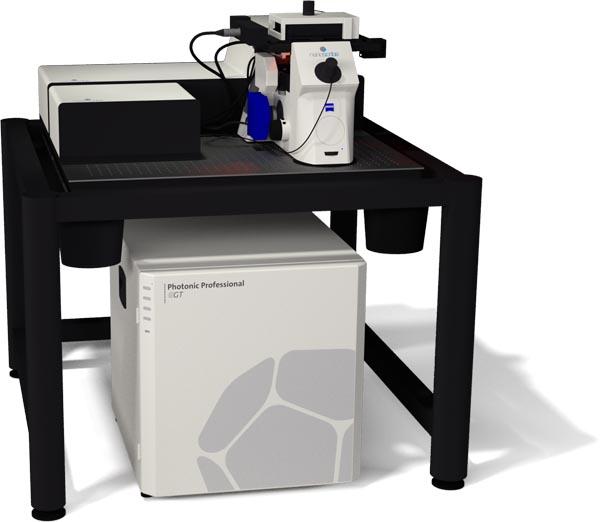 3D печать от Nanoscribe, нано печать