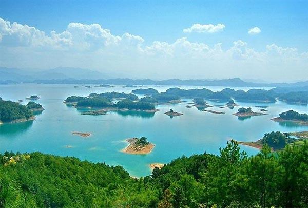 Затопленные города Хэ Ченг и Ши Чен, Циндао
