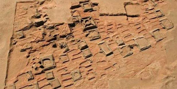 Судан. Найдены 35 пирамид