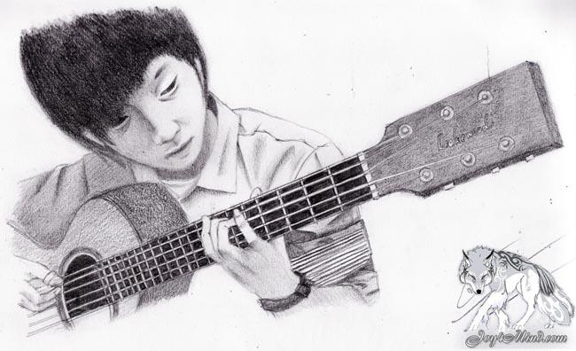 >Sungha Jung, fingerstyle, самый молодой гитарист