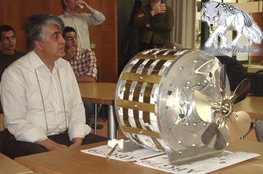 Muammer Yildiz двигатель на основе свободной энергии Тесла