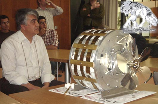 Muammer Yildiz двигатель на