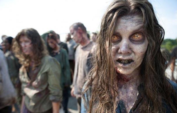 Зомби в Америке, Зомби в США 2013
