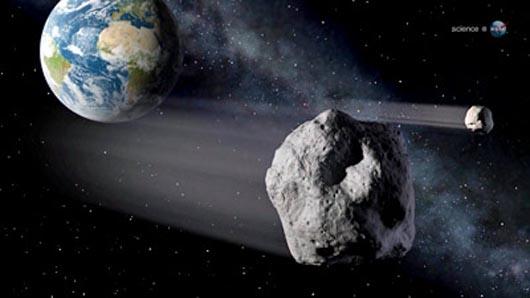 Астероиды 2013 ET и 2013 EC20