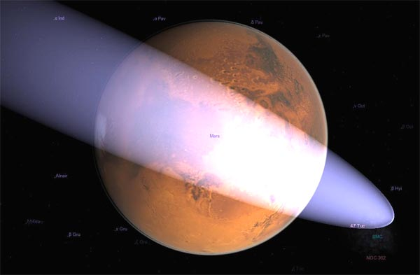 Комета Макнота C/2013 A1