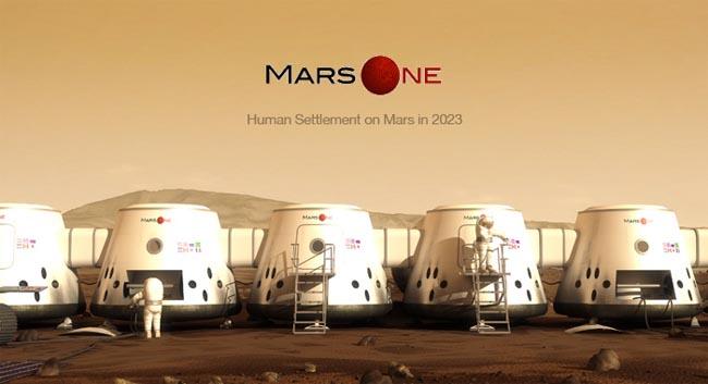 Mars One, колонизация Марса, Марс