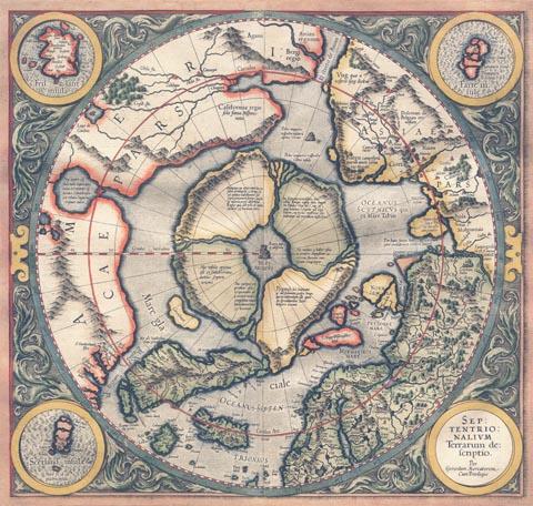Карта Меркатора,