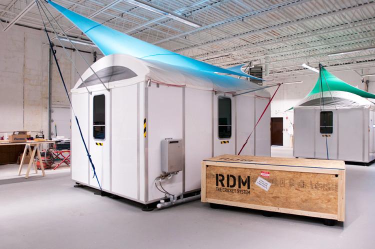 Жилой модуль RDM