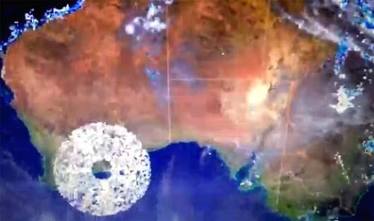 НЛО-2013, HAARP в Австралии